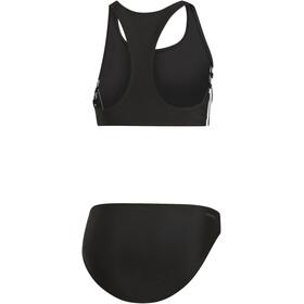adidas Fit 3-Stripes 2 Piece Bikini Women, black